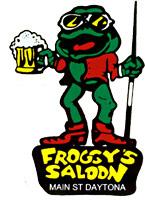 Froggyssaloon